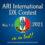 ARI International DX Contest 2021